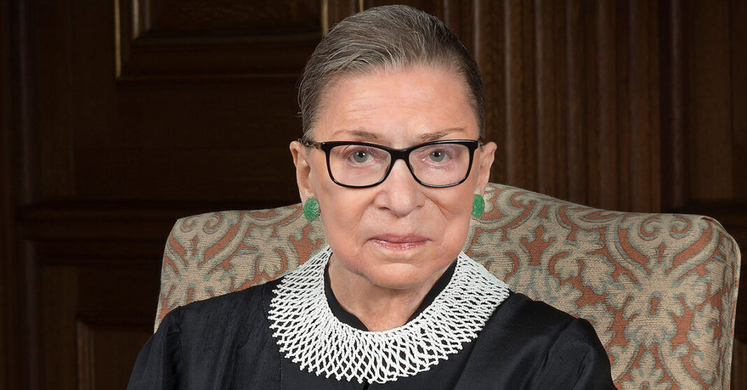 Fox & Friends accidentally airs graphic declaring Ruth Bader Ginsburg dead