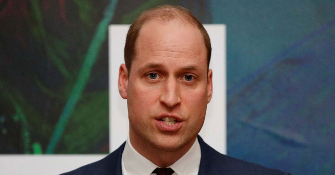 Prince William reveals the hilarious reason he's not watching Tiger King