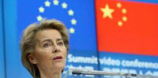 European Leaders Condemn China
