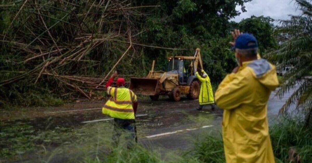 4.8 earthquake shakes southern Puerto Rico