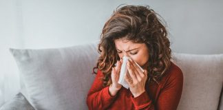 Prevention for flu in winter
