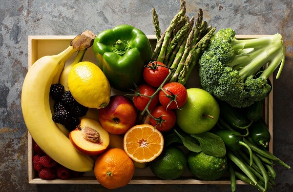 winter seasonal fruits and vegetables