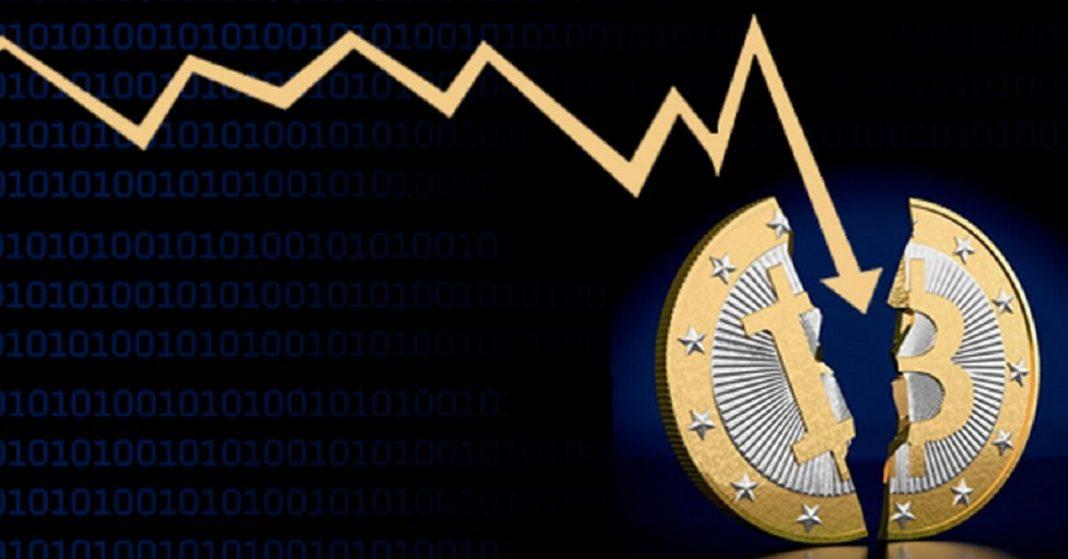 BTC Downfall The Price Momentum Cripples