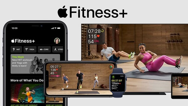 Apple Fitness+ App