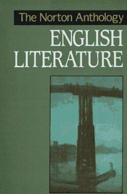 Norton Anthology Buried the Literary Reflection