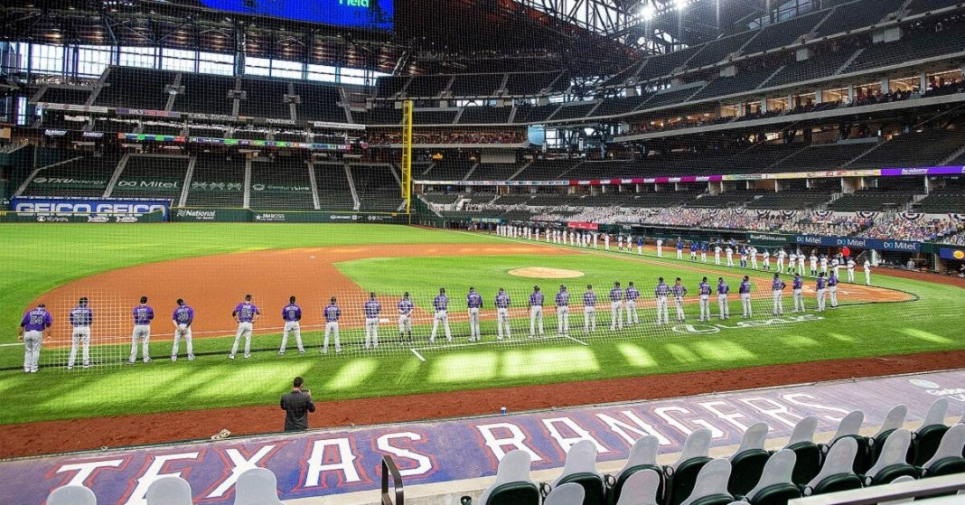 Texas Rangers all set to reopen stadium to full capacity amidst growing cases of the COVID-19