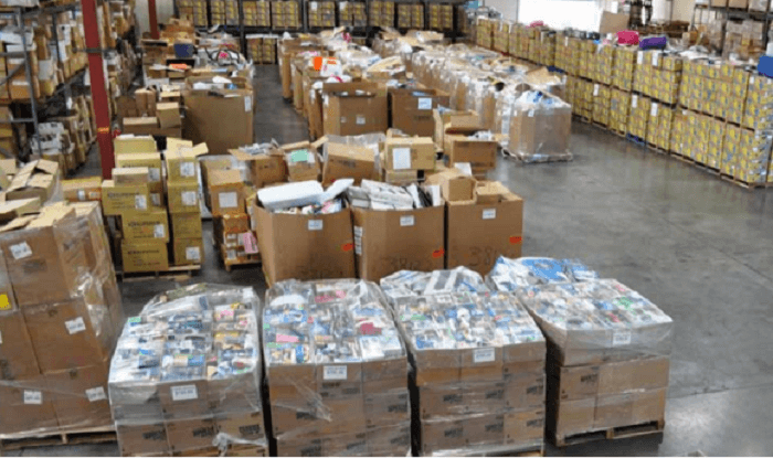 Purchasing Pallets of Customer Returns from Direct Liquidation