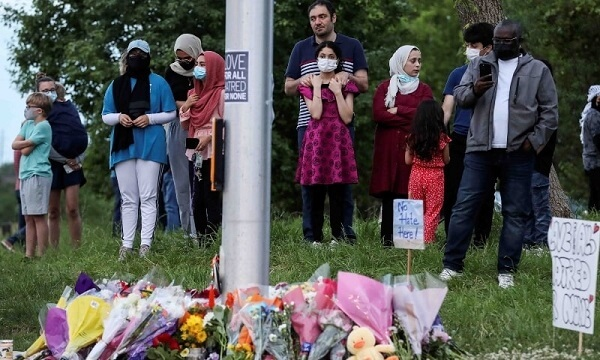 """20-year-old driver rams' car into a Muslim family; an """"act of mass murder"""" says, Mayor Ed Holder"""