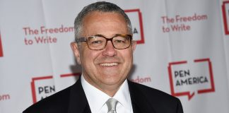 Analyst Jeffrey Toobin marks his return to CNN as a chief legal analyst