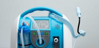 What is a portable oxygen concentrator