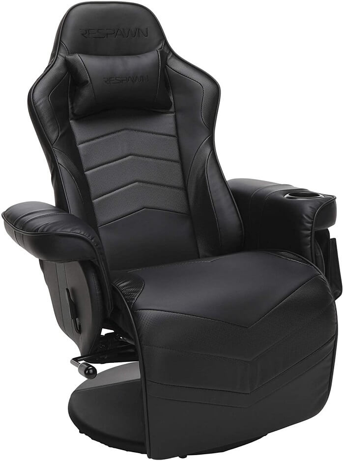 RESPAWN RSP-900 Racing Style, Reclining Gaming Chair